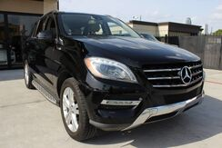 2014_Mercedes-Benz_M-Class_ML 350 CLEAN CARFAX KEY;LESS GO NAVI_ Houston TX
