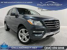 2014_Mercedes-Benz_M-Class_ML 350_ Carrollton  TX