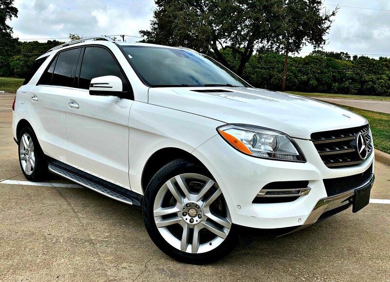 2014 Mercedes-Benz M-Class ML 350 Carrollton TX