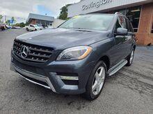 2014_Mercedes-Benz_M-Class_ML 350_ Covington VA