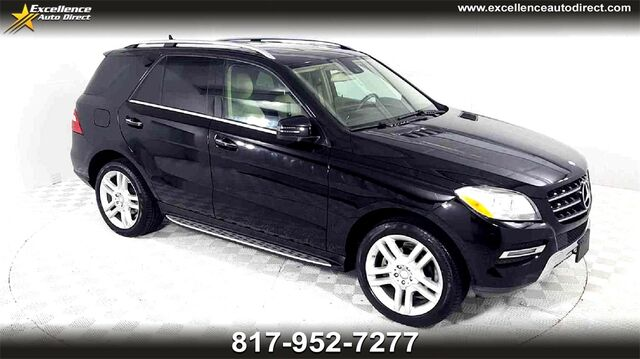 ... 2014 Mercedes Benz M Class ML 350 Euless TX ...