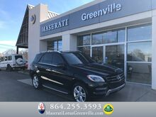 2014_Mercedes-Benz_M-Class_ML 350_ Greenville SC