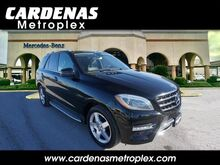 2014_Mercedes-Benz_M-Class_ML 350_ Harlingen TX