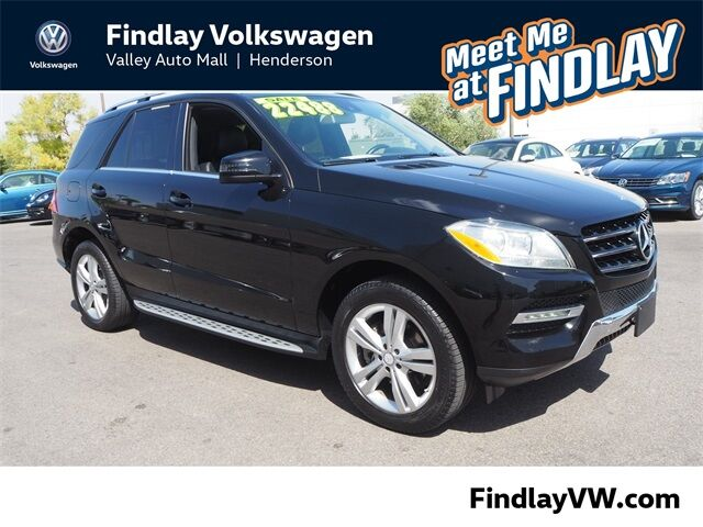 2014 Mercedes-Benz M-Class ML 350 Henderson NV