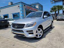 2014_Mercedes-Benz_M-Class_ML 350_ Jacksonville FL