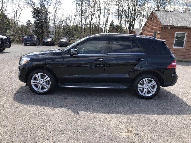 2014 Mercedes-Benz M-Class ML 350 Kernersville NC