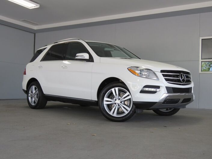 2014 Mercedes-Benz M-Class ML 350 Merriam KS
