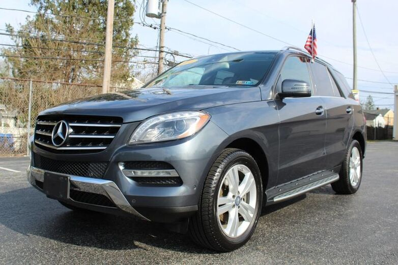 2014 Mercedes-Benz M-Class ML 350 New Castle DE