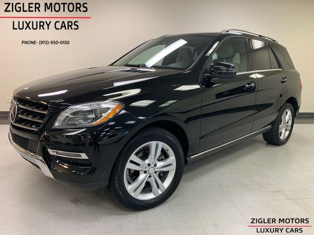 2014 Mercedes-Benz M-Class ML 350 One Owner Distronic(Active Cruise, Blind Spot ,Lane Dep Back -Up Camera Heated/Cooled seats Addison TX