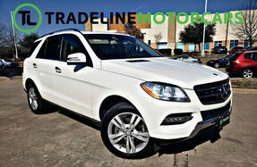 2014_Mercedes-Benz_M-Class_ML 350 PANO SUNROOF, REAR VIEW CAMERA, NAVIGATION, AND MUCH MORE_ CARROLLTON TX