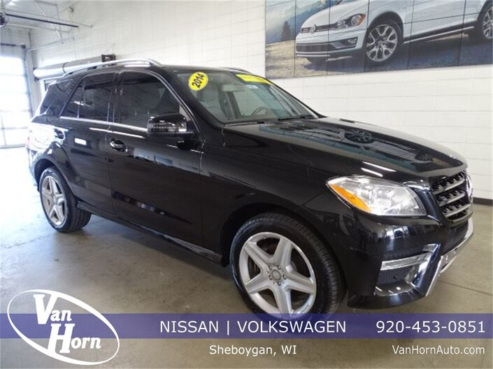 2014 Mercedes-Benz M-Class ML 350 Plymouth WI