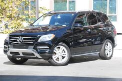 2014_Mercedes-Benz_M-Class_ML 350_ Redwood City CA