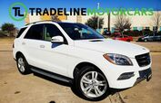 2014 Mercedes-Benz M-Class ML 350 SUNROOF, NAVIGATION, LEATHER, AND MUCH MORE!!!