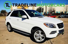 2014_Mercedes-Benz_M-Class_ML 350 SUNROOF, NAVIGATION, LEATHER, AND MUCH MORE!!!_ CARROLLTON TX