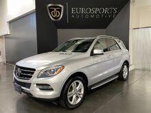 2014_Mercedes-Benz_M-Class_ML 350_ Salt Lake City UT