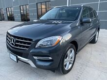 2014_Mercedes-Benz_M-Class_ML 350_ San Antonio TX