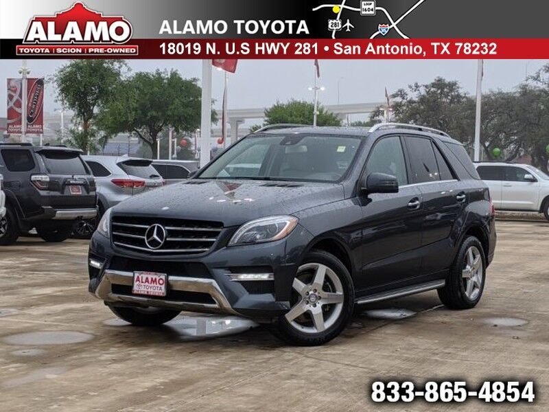 2014 Mercedes-Benz M-Class ML 350 San Antonio TX