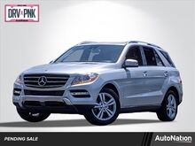 2014_Mercedes-Benz_M-Class_ML 350_ Sanford FL