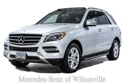 2014_Mercedes-Benz_M-Class_ML 350_ Portland OR