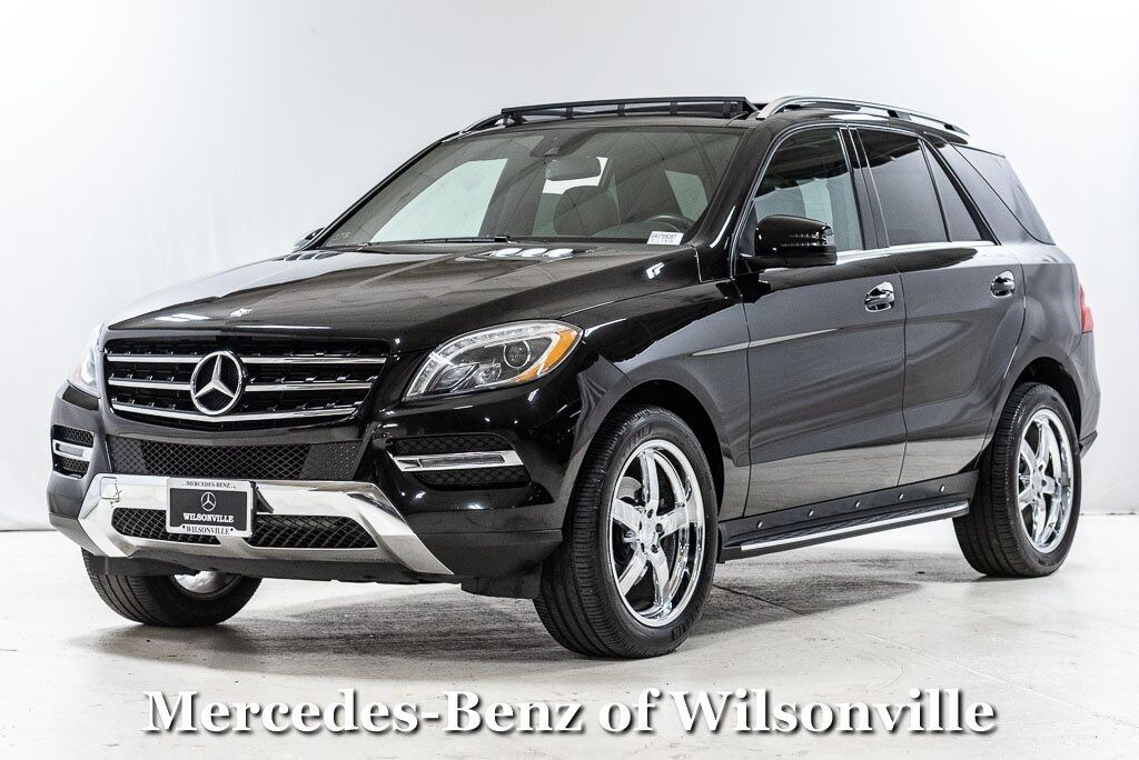 2014 Mercedes-Benz M-Class ML 350 Wilsonville OR