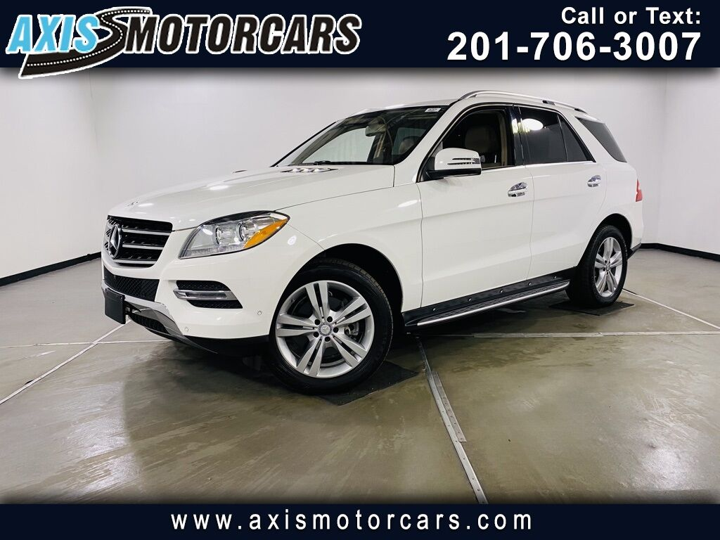 2014 Mercedes-Benz M-Class ML 350 w/Navigation  Backup Camera360
