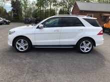 2014_Mercedes-Benz_M-Class_ML 550_ Kernersville NC