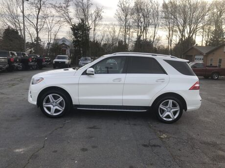 2014 Mercedes-Benz M-Class ML 550 Kernersville NC