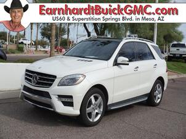 2014_Mercedes-Benz_M-Class_ML 550_ Phoenix AZ