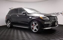2014_Mercedes-Benz_M-Class_ML 63 AMG A/C Seats,Distronic,Bang&Olufsen,Panoramic_ Houston TX