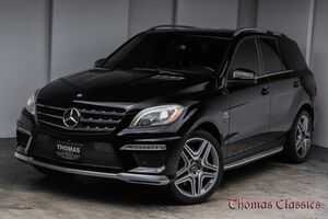 2014_Mercedes-Benz_M-Class_ML 63 AMG_ Akron OH