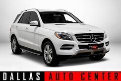 2014_Mercedes-Benz_M-Class_ML350 4MATIC_ Carrollton TX