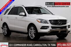 2014_Mercedes-Benz_M-Class_ML350 4MATIC_ Carrollton TX