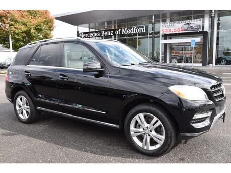 2014_Mercedes-Benz_M-Class_ML350 4MATIC_ Medford OR