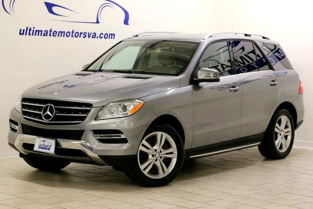 2014 Mercedes-Benz ML350 4Matic Midlothian VA