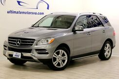 2014_Mercedes-Benz_ML350_4Matic_ Midlothian VA