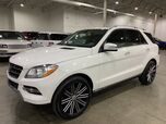 2014 Mercedes-Benz ML350 MSRP 57k