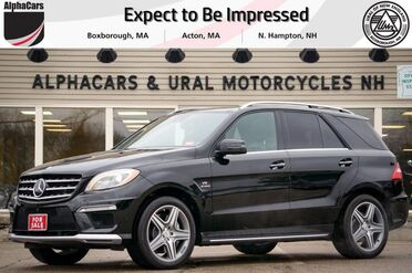 2014_Mercedes-Benz_ML63_AMG 4Matic_ Boxborough MA