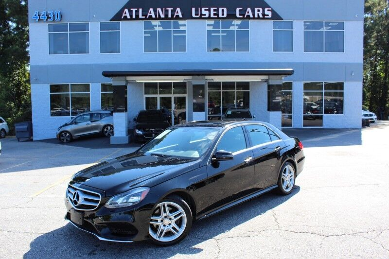 2014 Mercedes-Benz No Model E350 Luxury 4MATIC Lilburn GA