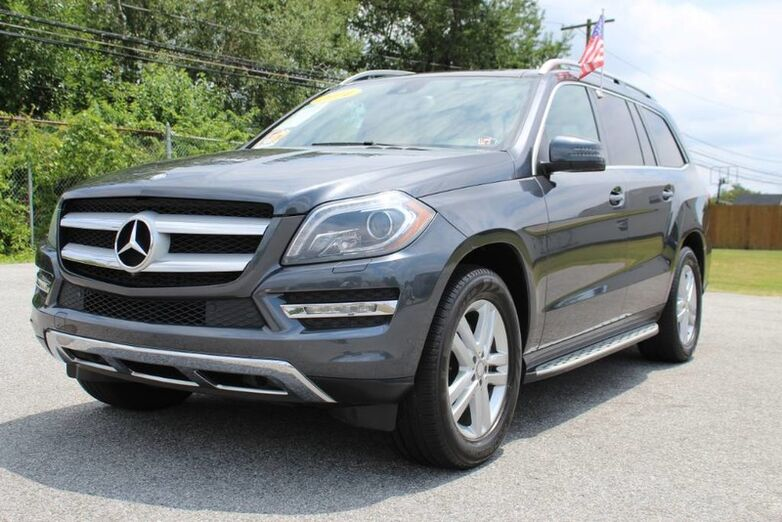 2014 Mercedes-Benz No Model GL 350 BlueTEC New Castle DE