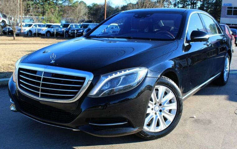 2014 Mercedes-Benz S 550 w/ NAVIGATION & LEATHER SEATS Lilburn GA