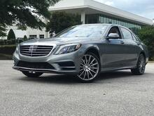 2014_Mercedes-Benz_S-Class_4dr Sdn S 550 RWD_ Cary NC