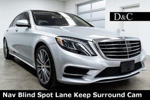 2014_Mercedes-Benz_S-Class_S 550_ Portland OR