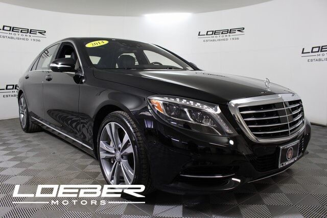 2014 Mercedes-Benz S-Class S 550 4MATIC® Chicago IL