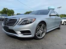 2014_Mercedes-Benz_S-Class_S 550 4MATIC_ Raleigh NC