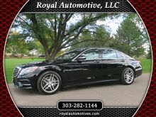 2014_Mercedes-Benz_S-Class_S 550 4matic_ Englewood CO