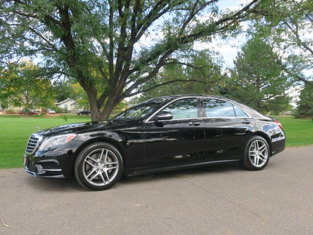 2014 Mercedes-Benz S-Class S 550 4matic Englewood CO