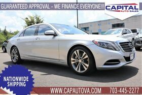 2014_Mercedes-Benz_S-Class_S 550_ Chantilly VA
