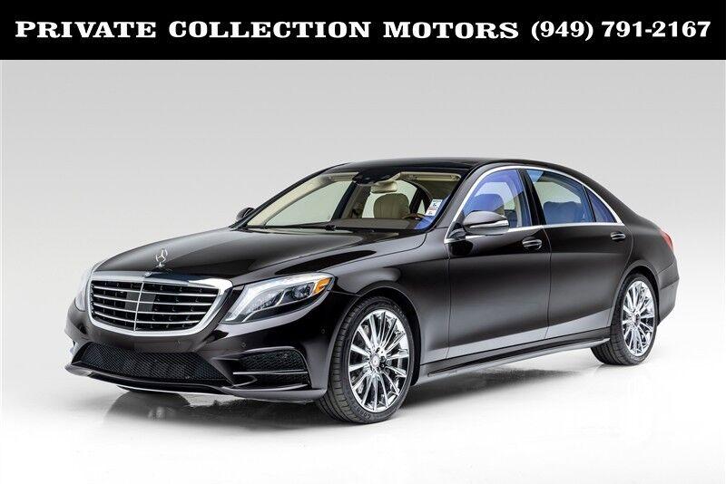 2014_Mercedes-Benz_S-Class_S 550_ Costa Mesa CA