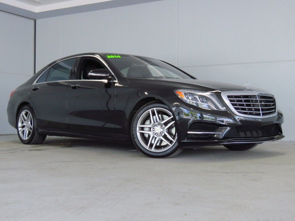2014 Mercedes-Benz S-Class S 550 Merriam KS