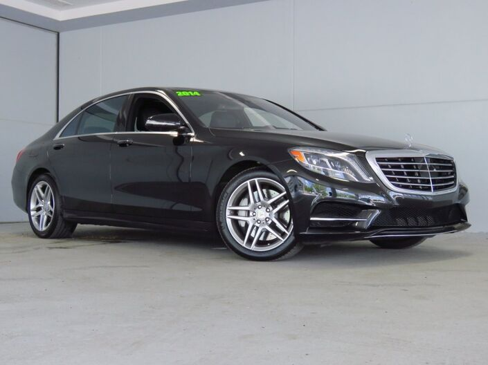 2014 Mercedes-Benz S-Class S 550 Kansas City KS